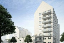 Tornstaden startar tredje hyresrättsprojektet för MKB i Malmö