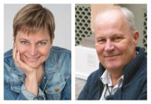 Karin Linder och Krister Hansson utreder nationell biblioteksstrategi