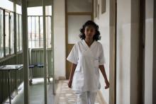 Swedfund stöttar med skyddsutrustning, patientslussar och utbildning i Afrika söder om Sahara