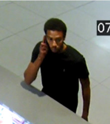 CCTV released in appeal for witnesses following incident of fraud by false representation - London