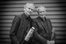 Adolphson & Falk till Kulturkvarteret 5 december