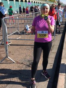 Samaritans training course inspires marathon challenge