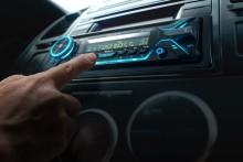 Новая линейка автомобильных магнитол серии MEX-N с технологией EXTRA BASS™