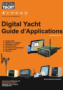 Digital Yacht - Guide d'applications Septembre 2017