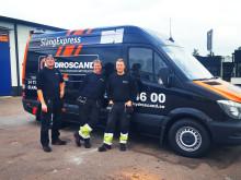 SlangExpress växlar upp i Helsingborg