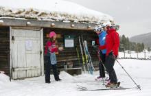 På ski innom kaffebaren