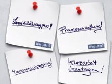 Praxis oder Apotheke in Not? - Fahrplan für den Weg aus der Krise