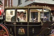 Policing the wedding of Princess Eugenie and Mr Jack Brooksbank - Windsor
