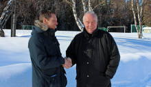 Bergs Hyreshus AB har tecknat avtal med Trångsvikens Bygg AB om att bygga idrottshall i Svenstavik