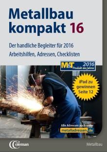Metallbau kompakt 2016