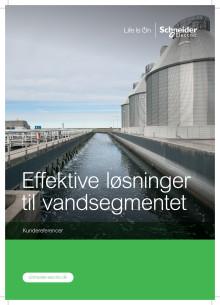 Casebrochure - Effektive løsninger til vandsegmentet