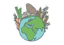 Jordbruksverket och LRF lär barn om hållbar mat tillsammans med Tom Tits i Södertälje