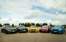 To ud af fem finalister til Årets Bil 2020 er en BMW