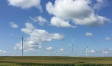 ENEL BEGINS OPERATIONS OF NEW 300 MW WIND FARM IN THE UNITED STATES