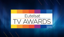 Deux chaînes françaises  parmi les finalistes des Eutelsat TV Awards 2016 !