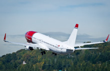 Norwegian modtager det 50. fabriksnye fly