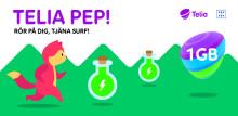 Telia och Generation Pep lanserar app för att förbättra barn och ungas hälsa