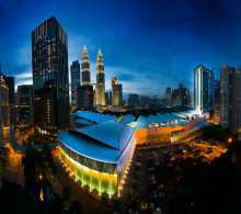 Interview with Alan Pryor, CEO, Kuala Lumpur Convention Centre