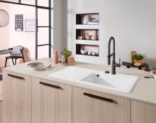 New Villeroy & Boch ceramic sink - As diverse as life itself: Subway Style