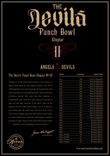Produktinfo / fatinfo Arran Devils Punch Bowl 2nd Chapter