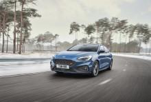 Ford släpper ST-version av nya Focus