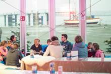 Einladung zum Pressetermin - Aufbau Stadtwerke Eisfestival an der Hafenkante