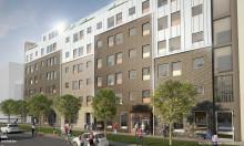 Upsala Nya Tidning uppmärksammar Attendos nybyggnation i staden