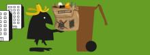 Samarbete för rent matavfall i Landskrona
