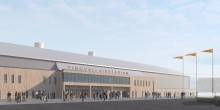 Tingvalla isstadion blir inomhusarena