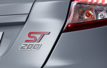 Hot-hatchback Limited Edition: Nya Ford Fiesta ST200