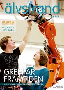 Älvstrand nr 4 2012 - Greppar framtiden