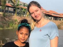 Bygma Fonden i Cambodja med Danmarks Indsamling