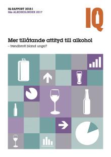 Fortsatt utveckling mot mer tillåtande syn på alkohol