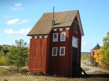 Byggnadsvårdsdag för små och stora vid Falu Gruva