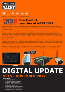 Digital Yacht - New Products at METS 2017