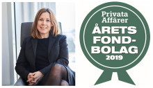 SPP Fonder utses till Årets Fondbolag 2019