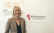 Maria Dahlkvist ny marknadsområdeschef för Riksbyggens fastighetsförvaltning i Örebro