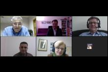 Online-Austausch der Präsidentin der TH Wildau mit der palästinensischen Al-Quds University