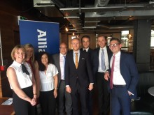 Allianz celebrates broker scholarship programme success