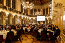 Nacht der MANZ-Autorinnen und -Autoren im Palais Ferstel