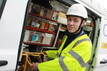 New trainee engineers for Birmingham and the Black Country in Openreach's biggest ever recruitment drive welcomed by Chancellor of the Exchequer