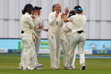 England Women frustrated by rain on day three at Bristol