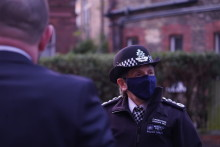 Commissioner joins officers on patrol in west London