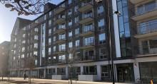 Nu fylls Riksbyggens nya kvarter i Västra Hamnen med liv
