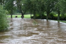 Road shows on new flood risk plans