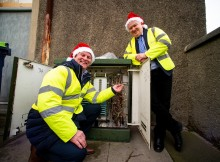 All I want for Christmas is… ultrafast broadband