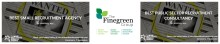 """Finegreen shortlisted as finalists for both """"Small Agency of the Year"""" & """"Public Sector Agency of the Year"""" at the  Drum Recruitment Business Awards 2017!"""