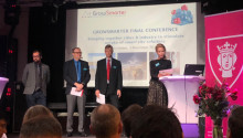 Presentation och slutkonferens för GrowSmarter