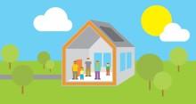 Sveriges lägenheter har minskat energianvändningen med sju procent