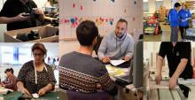 Stadsmissionen och Stena Fastigheter samverkar för att få fler i arbete och studier